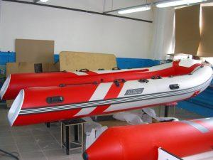 Лодка риб Аэро (Aero) Комета 420