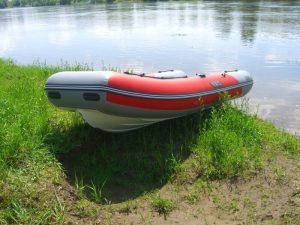 Лодка риб Аэро (Aero) Орлан 370